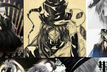 Collagen Black Butler