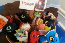 how to train your dragon party ideas