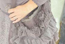 Romanttisia vaatteita - Romantic clothes