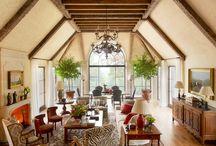 Interiors by Great Designers / Interior designers