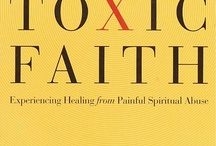 Books on Spiritual Abuse / books dealing with spiritual abuse, identifying it, recovery