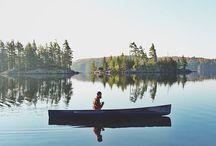 Cykel,båt,kanot,husvagn / Cykel ,båt,kanot