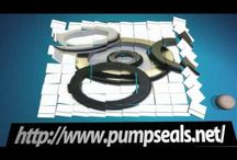 Pump Shaft Seal / Standard Quality Pump Shaft Seals can suit most requirements-including temperatures to 500 degrees F and shaft speeds to 3600 RPM through the choice of secondary seal and the combination of seal and seat face materials which are offered. Buy Online http://www.pumpseals.net &  http://www.mechanicalseals.net