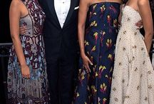 The Obamas....