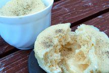 Cocina => Mug Cakes