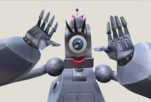 Servos & Robot Skins