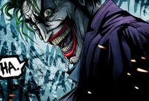 Joker - Batman enemy n°1 / Fumetti, film, serie tv, merchandising, trucchi carnevale legati a Joker, il nemico n°1 di Batman