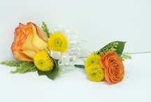 Corsages & Bouts (Janice's Grower Direct) / A selection of our favourite body flowers! Perfect for Grads, Anniversaries, Birthday Parties, Wedding Showers and Weddings! / by Janice's Grower Direct