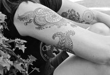 Tattoos and Piercings / by Katii Blaser