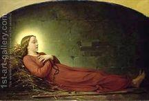 Pictures of Jesus & Saints