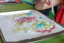 Kids arts/crafts / by Amy Bailey