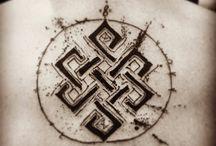 Knot tattoo