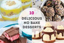 Desserts / by BellaGrey Designs