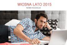 Wiosna Lato 2015 w kolekcji KASTOR