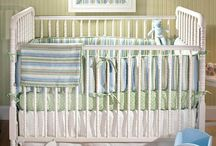 Enchanted Forest Theme: Nursery Design Inspiration / Bring the outdoors in with this Enchanted Forest themed nursery design.