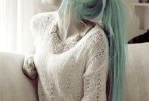 Hair colors / Hair colors I want or like / by Hannah Bettis