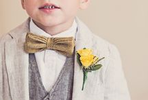 THE SMALLS / Flower Girl & Little Ones Wedding Inspiration / by London Bride