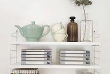Shelfs and  ...