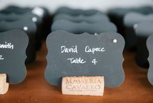 Place Cards {So Eventful}