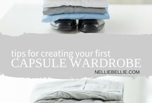 Fashion - Capsule Wardrobe / by Beth Stone