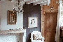 + Classic armchair & modern home