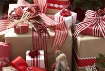 Gifts - Wonderful wrappings / by Gwendolyn Fox Roark