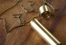 Jewelry / by Megan Prather