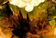 Party ideas/center pieces  / by Salome Unga Nemani