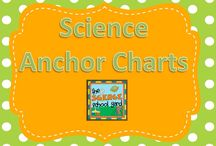 Science Anchor Charts / Helping anchor your lesson!