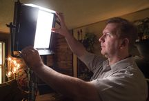 Lighting / Lighting for TV and film production / by Markee 2.0 Magazine