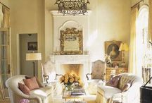 Living room / by Wendy Kenyon Thomson