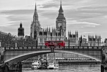 London / My current home / by Hana