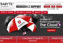 Business IT Support | 30 Day Rolling Contracts | Tetrabyte