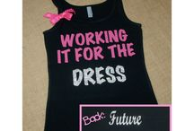 Sweat for the Dress / by Andrea Dawn