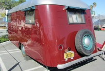 Travel trailers / by Bob Pritts