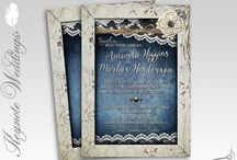 weddingcards / save the date invites