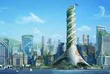 A jövö Városa