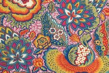 Fabric - Upholstery and Curtain / Fabrics we love for your home