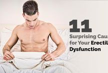 What causes erectile dysfunction? | HealthInfi