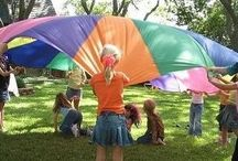 MOVE -- Active Play  - Indoor or Outdoor / Get kids moving as they learn. Great toys and games to get active and for the kinesthetic learner
