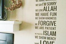 islamic behaviour