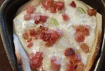 Raclette - Flammkuchen