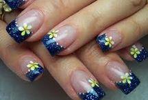 Franske negle