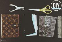 Louis Vuitton Agenda/Planner / by Courtney Watson