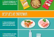 Nutrición deportiva ❤️