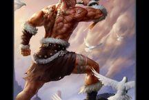 Bestie i Barbarzyńcy RPG