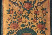 perzsa népművészet