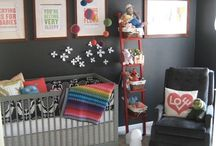 pretty little rooms for future little Darrs  / Ideas for the many children to come