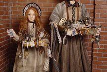 Historical Dolls /dolls /puppe /poppen /barbie / nice dolls
