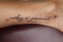 Tattoo / Tattooing!
